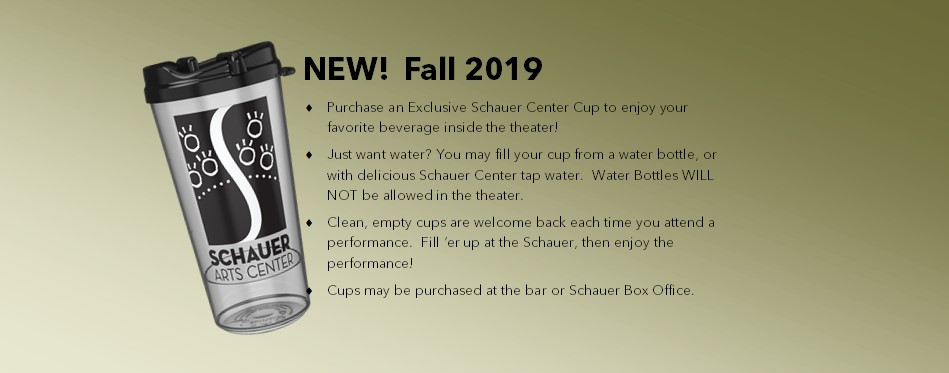 Be the First to Get the New Schauer Cup!